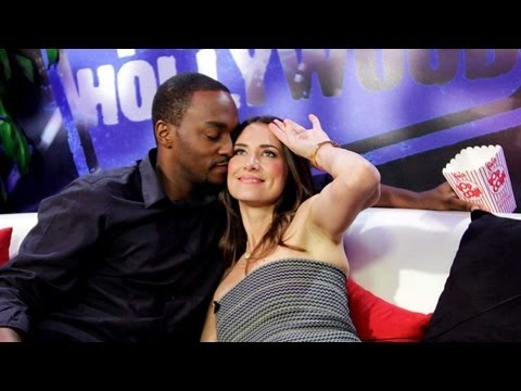 Anthony Mackie Goes Out On a Ledge - STUDIO SECRETS