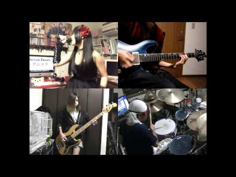 [HD]Trinity Seven OP [Seven Doors] Band Cover
