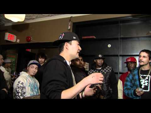 BeastMODE - Tyrax vs Redout - Rap Battle