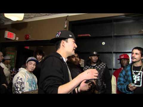 BeastMODE - Tyrax vs Redout - Rap Battle