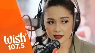 """Maja Salvador performs """"Dahan-Dahan"""" LIVE on Wish 107.5 Bus"""