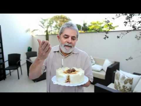 Lula com câncer na laringe