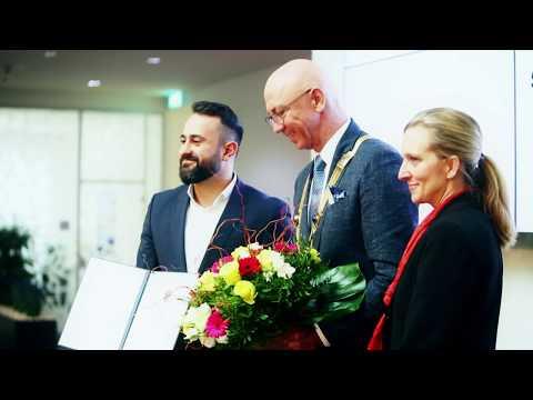 Ruhrpreis für Kunst und Wissenschaft 2018 der Stadt Mülheim an der Ruhr