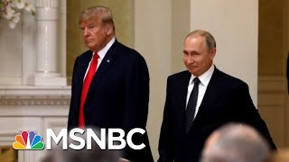 Lawrence: Vladimir Putin Made A Big Mistake In His Presser With Donald Trump   The Last Word   MSNBC