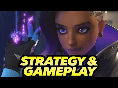 SOMBRA GAMEPLAY & STRATEGY - Overwatch