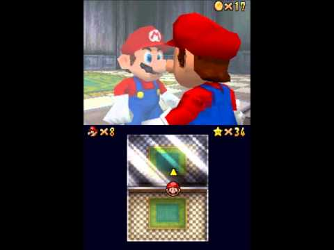 how to get into boo level mario 64
