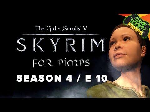 Skyrim For Pimps - Skyrim Booty Shake (S4E10) Dragonborn Walkthrough
