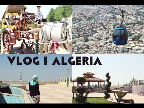 VLOG l Road Trip to Algeria