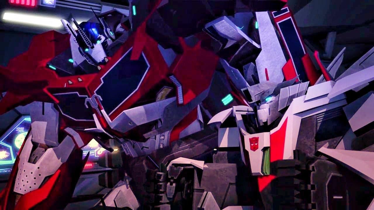 Transformers Prime Predacon Rising Full Movie Part 6 in Hindi. Transformers Prime in Hindi
