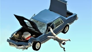 BeamNG Drive ROLLOVERS CRASHES #98