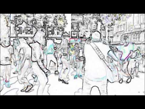 Nielson - Sexy Als Ik Dans (cartoon Video) video