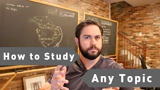 How to Study and Comprehend Difficult Subjects