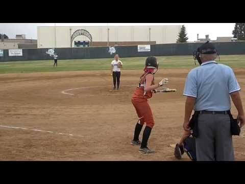 2013 U16B Fastpitch Softball ASA Colorado State Championship Game