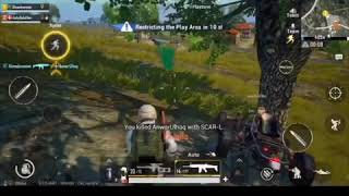 SHROUD 16KILL GAME ( PUBG) Funny part1#