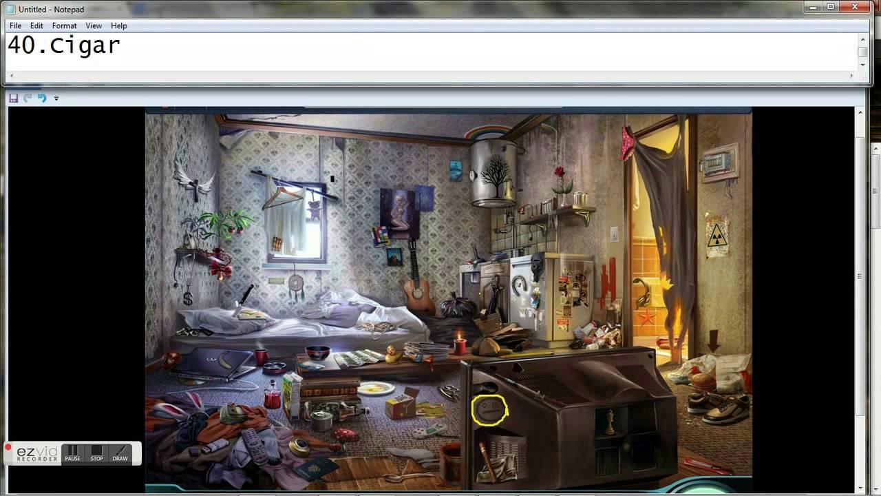 Living Room Criminal Case