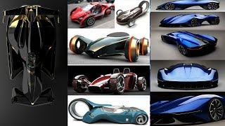 COOL FUTURISTIC  CARS THAT WILL BLOW YOUR MIND.🔥🔥 (part-1) | 2019 |