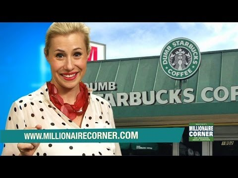 Dumb Starbucks Parody, Small Business Index, Debt Ceiling Again - Today's Financial News