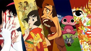 The Life and Works of Satoshi Kon