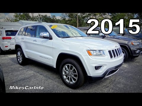 2015 JEEP GRAND CHEROKEE LIMITED 4X2 4590