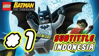 Wong Jowo Dolan Game #1 LEGO Batman The Video Game Playtrough subtittle Indonesia