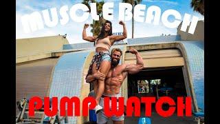 MUSCLE BEACH - PUMP WATCH
