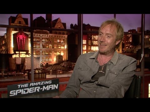 'The Amazing Spider-Man' Rhys Ifans Interview