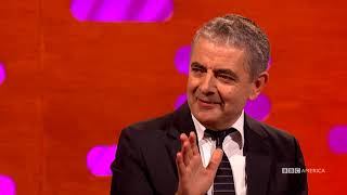 Is Rowan Atkinson the REAL Mr Bean?! | The Graham Norton Show | BBC America