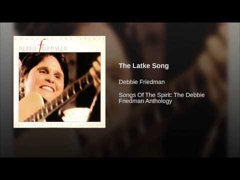 The Latke Song