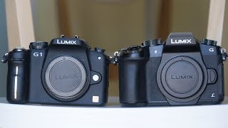 The Journey From Panasonic's G1 to G80 Micro four Thirds Camera
