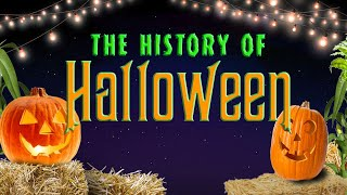 The History of Halloween for Kids!
