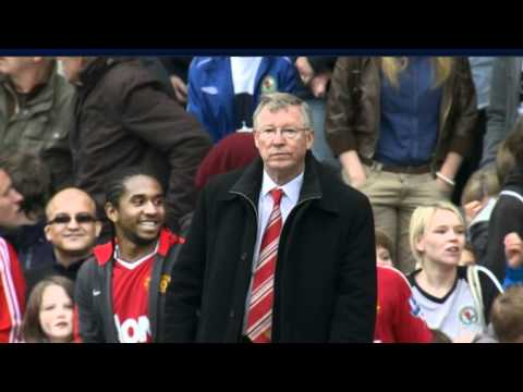 Evra pranks Sir Alex Ferguson