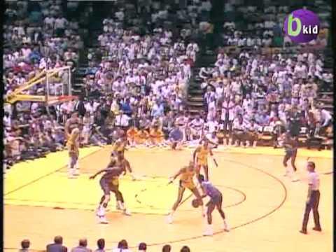 Making History: NBA Finals 1988 Game 7 - Isiah vs Magic ...