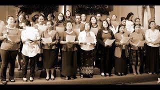 Yuba-Sutter Hmong Alliance Church Christmas ~ Hu nkauj nrug yeebyaam.