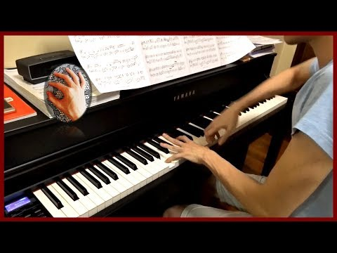 Hillsong - The Power Of Your Love [Piano Cover]