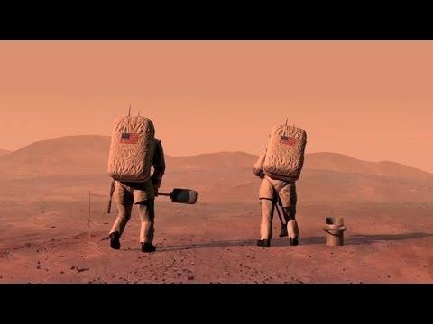 El hombre aún no está preparado para pisar Marte