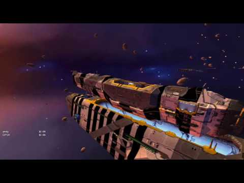 Homeworld 2 Gameplay