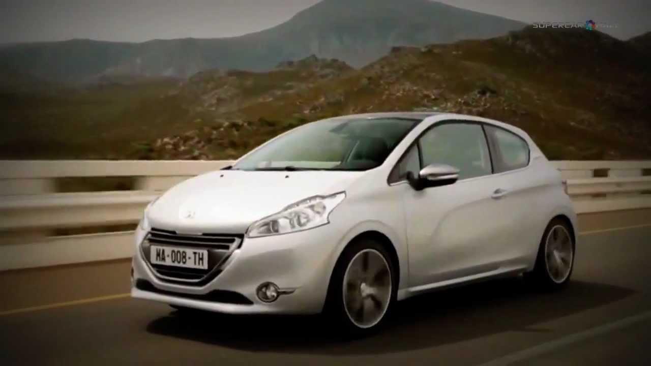 Peugeot 208 White Youtube
