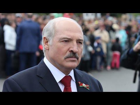 Лукашенко: мы обязательно привезем чемпионат мира по хоккею в Беларусь