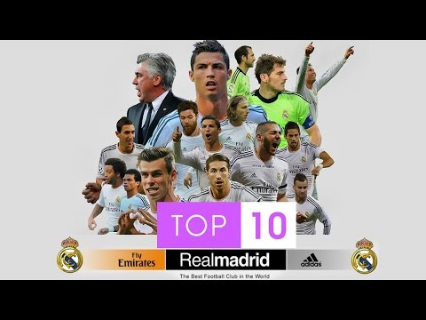 Top 10 Richest Football Club in 2014