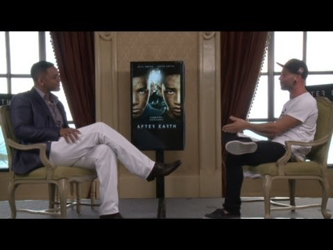 After Earth: Interview With Will Smith, Jaden Smith & M. Night Shyamalan