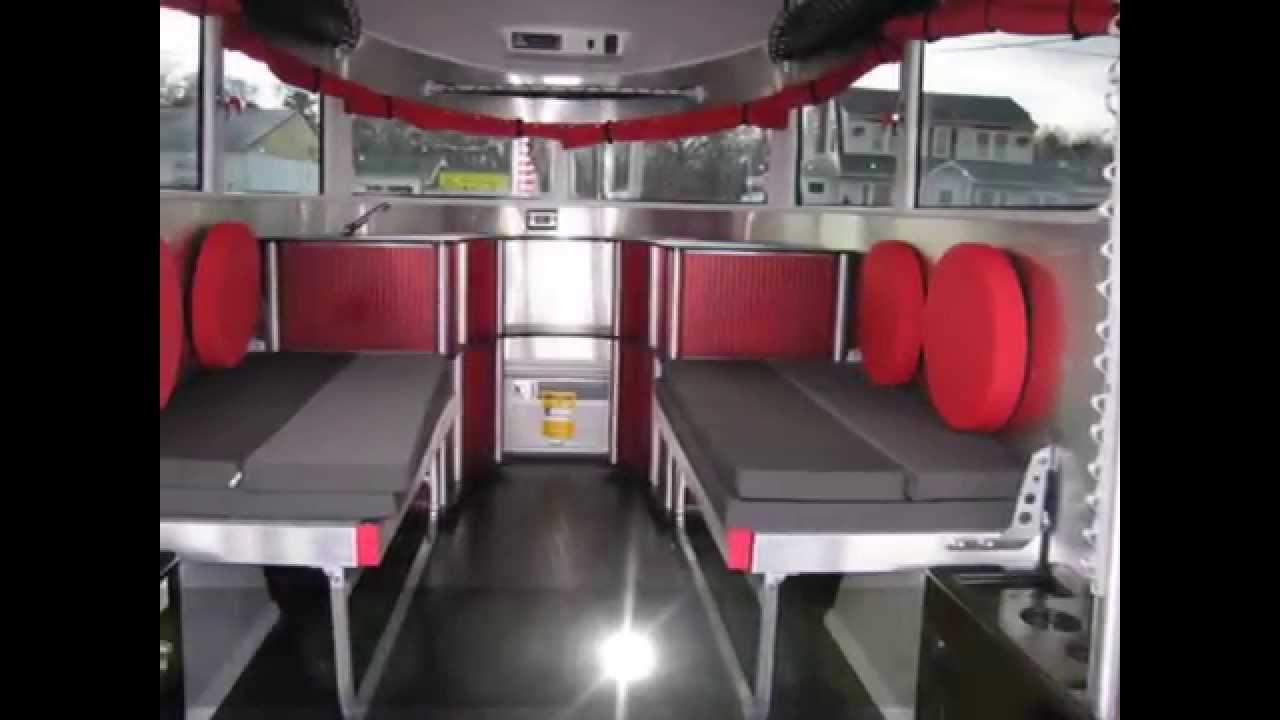 2008 Airstream Basecamp 16' Toy Hauler looks Like Horse