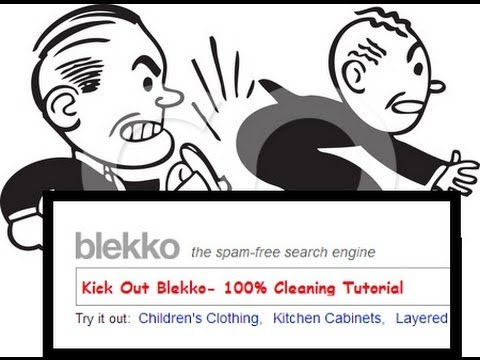 """Remove Blekko"" Completely- Chrome,Firefox,Internet Explorer 100% Cleaning"