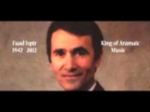 Fuad Ispir - Shlomo Lkulkun Suryoye - Suryoyo Music - Suryoye - Aram�er