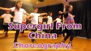 Supergirl from China | Bollywood batch Choreography | @pkdancefun @sunnyleone @kanikakapoor