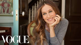 73 Questions with Sarah Jessica Parker -- Vogue
