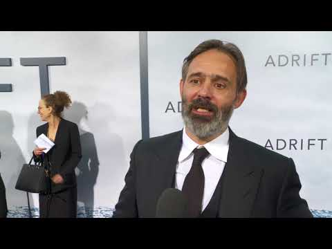 Adrift Los Angeles Premiere - Itw Baltasar Kormakur (official Video)