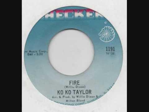 Ko Ko Taylor Fire Insane Asylum
