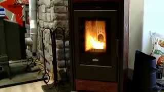 Granville Stone & Hearth Fall Ravelli Pellet Stove TV Spot