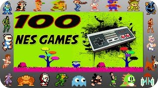 [100 NES GAMES Movie ] Video