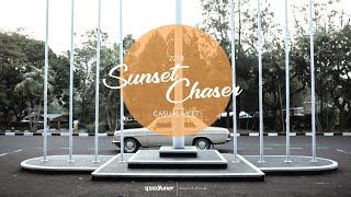 Sunset Chaser, Bandung casual car meet